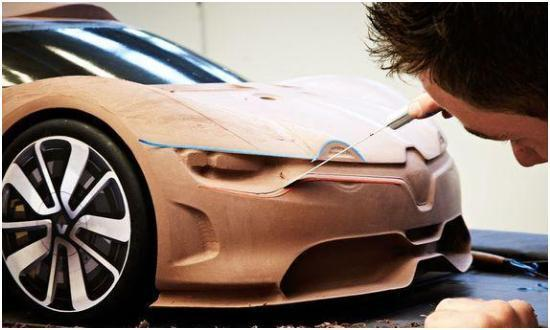 Application of 3D-Print-Technology in automobile industry.
