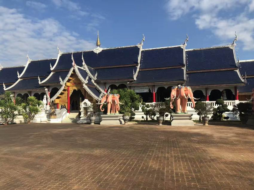 Company Trip to Thailand in 2017