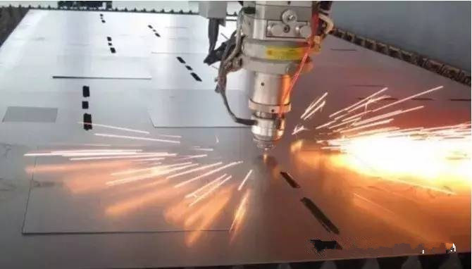 Application of laser manufacturing technology in the automotive industry.